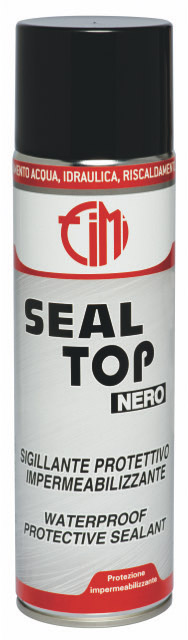 SEAL TOP NERO